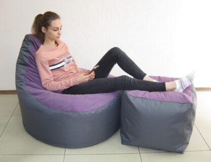 Бескаркасное кресло Комфорт: фото 02