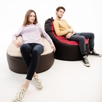 Кресла пуфы комфорт от производителя Mypufik