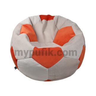 Кресло в форме мяча: фото 01