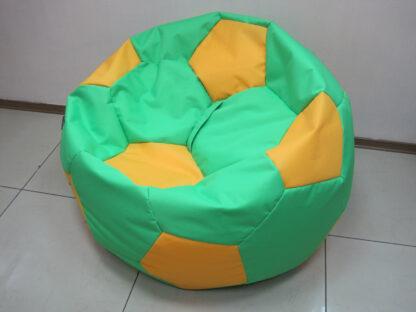 Мяч кресло салатово-желтый: фото 14