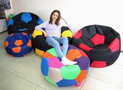 Мягкие кресла мячи: фото 16