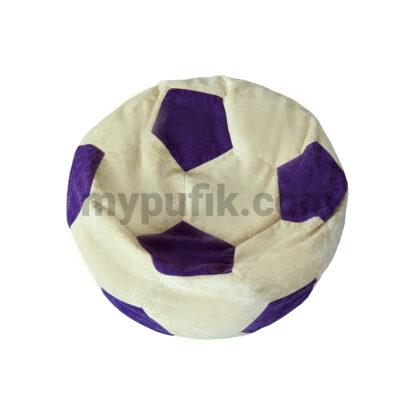 Бескаркасное кресло футбольный мяч: фото 20