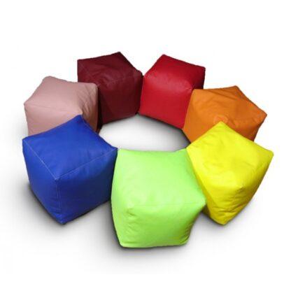 Пуфы кубы от производителя Mypufik