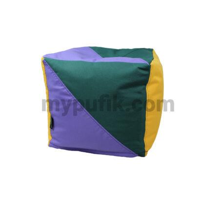 Пуф в форме куба