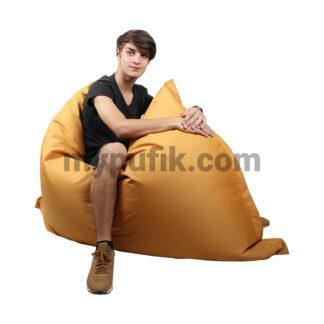 Подушка кресло мешок: фото 01