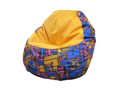 кресло мешок Груша Комби от производителя Mypufik