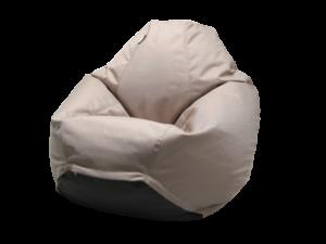 кресло груша цвет каппучино