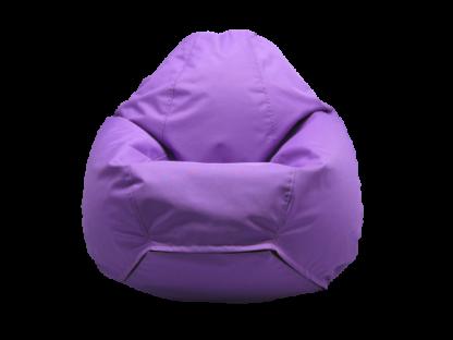 кресло груша цвет фиолетовый